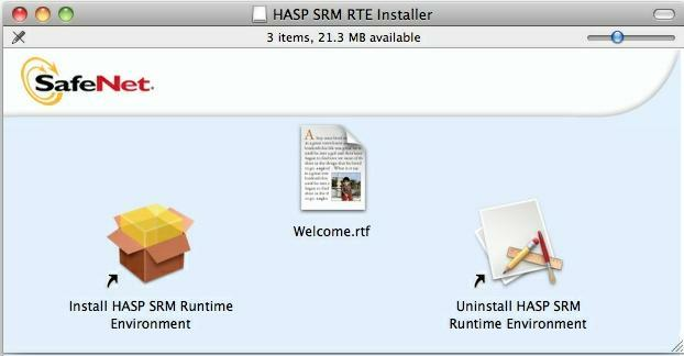 Installing XpertMart on Macintosh OS X