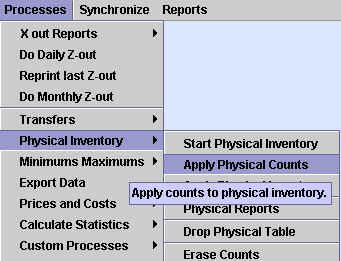 xpertmart user s guide physical inventory