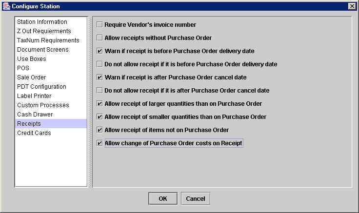 XpertMart Users Guide Vendors – Receiving Receipt